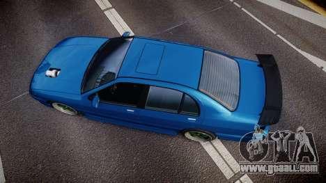 Bravado Feroci Los Santos Customs Edition for GTA 4 right view
