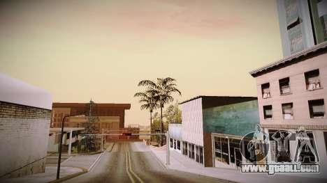 The not China ENB v2.1 Final for GTA San Andreas forth screenshot