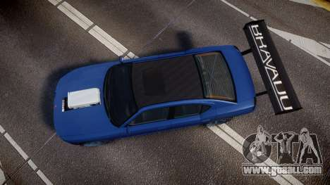 Bravado Buffalo Street Tuner for GTA 4 right view