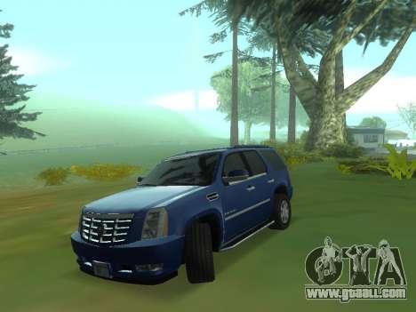 The actual behavior of the machine v3.0 for GTA San Andreas third screenshot