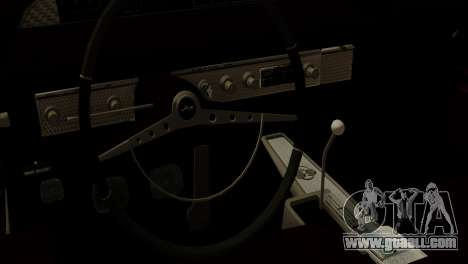 Mazda Pickup Full Sport for GTA San Andreas inner view