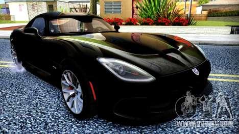 ENB Lime HD for medium PC for GTA San Andreas