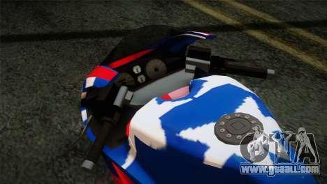 GTA 5 Bati American for GTA San Andreas right view