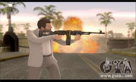 ENB GTA V for very weak PC for GTA San Andreas