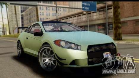 GTA 5 Maibatsu Penumbra SA Mobile for GTA San Andreas