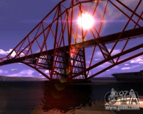 WTFresh ENB for GTA San Andreas second screenshot