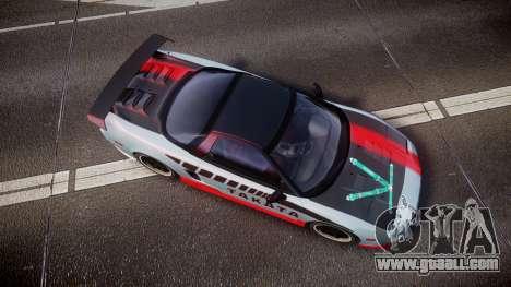 Honda NSX 1998 [EPM] takata for GTA 4 right view