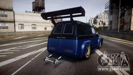 Slamvan Dragger for GTA 4