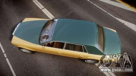 Enus Super Diamond 2 Colors for GTA 4 right view