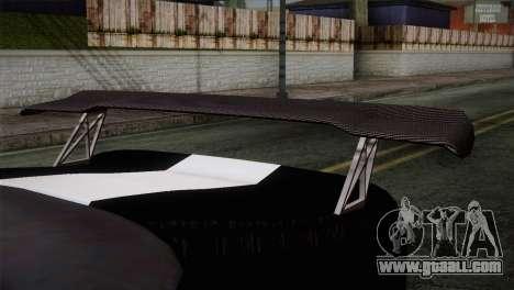 GTA 5 Bravado Banshee IVF for GTA San Andreas right view