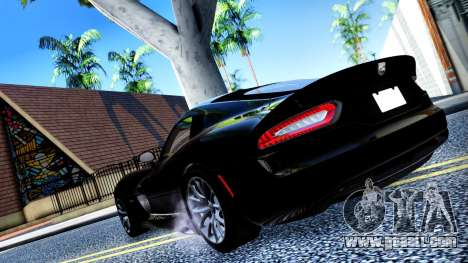 ENB Lime HD for medium PC for GTA San Andreas sixth screenshot
