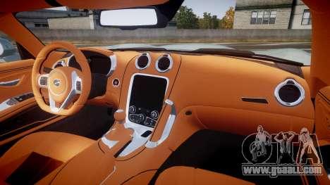 Dodge Viper SRT 2013 rims3 for GTA 4 back view