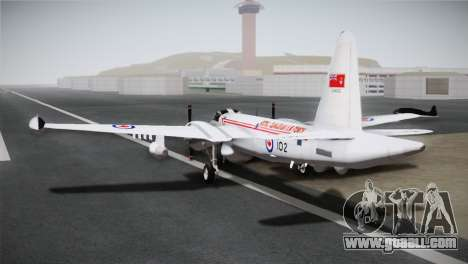P2V-7 Lockheed Neptune JMSDF for GTA San Andreas
