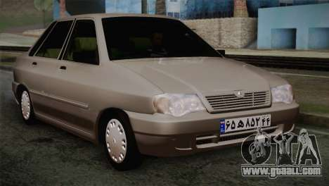 SAIPA 132 for GTA San Andreas
