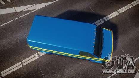 GTA V Declasse Burrito [Update] for GTA 4 right view