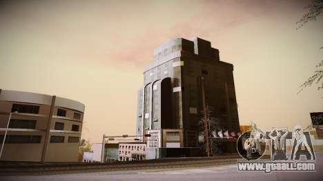 The not China ENB v2.1 Final for GTA San Andreas second screenshot