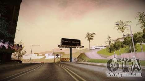 The not China ENB v2.1 Final for GTA San Andreas third screenshot