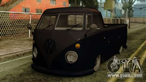 Volkswagen Type 2 for GTA San Andreas