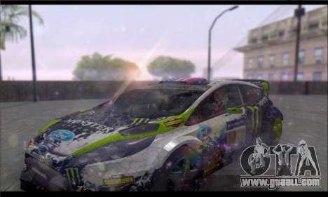 ENB GTA V for very weak PC for GTA San Andreas sixth screenshot