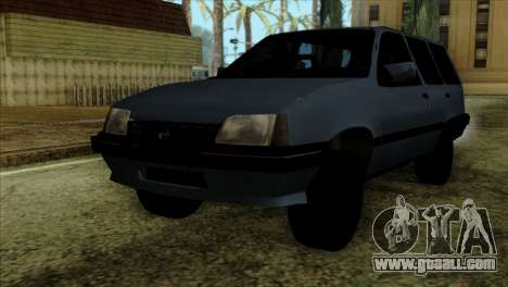 Opel Kadett Stock for GTA San Andreas