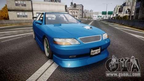 Bravado Feroci Los Santos Customs Edition for GTA 4