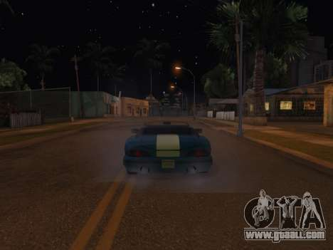 Natural Life ENB for Medium PC for GTA San Andreas forth screenshot