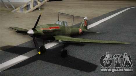 ИЛ-10 Polish Navy for GTA San Andreas