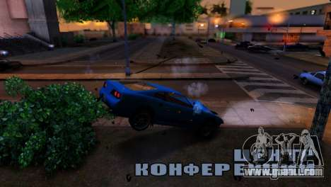 ENB Version 1.5.1 for GTA San Andreas