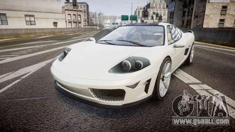 Grotti Turismo GT Carbon v2.0 for GTA 4
