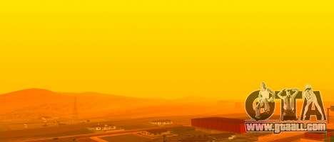 Bright Colormod for GTA San Andreas forth screenshot