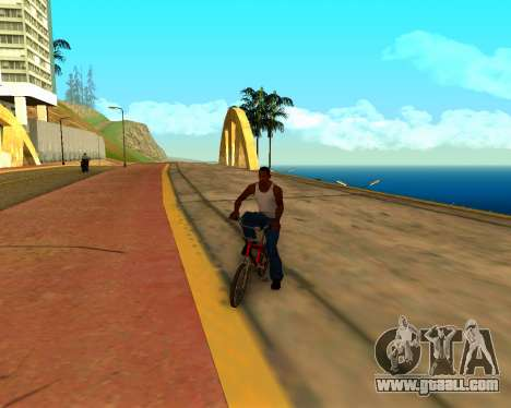 ENB v3.0.1 for GTA San Andreas
