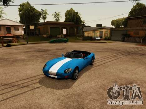 Natural Life ENB for Medium PC for GTA San Andreas third screenshot