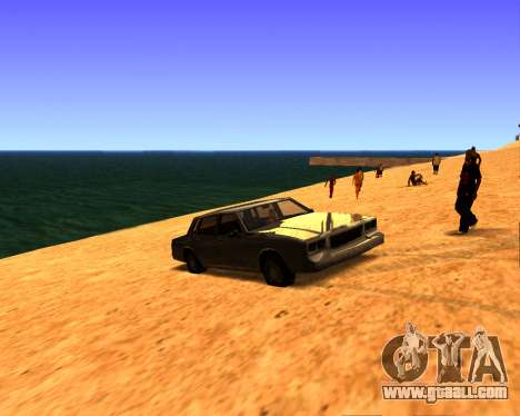 ENB v3.0.0 for weak PC for GTA San Andreas third screenshot