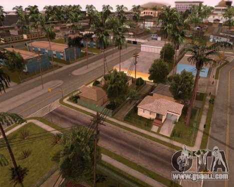 WTFresh ENB for GTA San Andreas forth screenshot