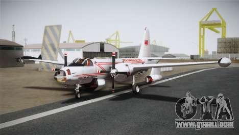 P2V-7 Lockheed Neptune JMSDF for GTA San Andreas