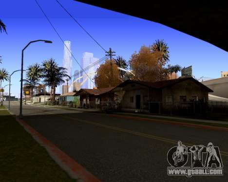 Graphic Update ENB Series for GTA San Andreas third screenshot