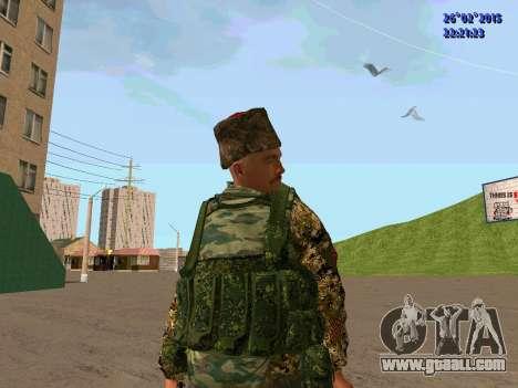 Don Cossack for GTA San Andreas seventh screenshot
