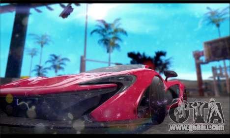 ENB GTA V for very weak PC for GTA San Andreas seventh screenshot