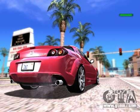WTFresh ENB for GTA San Andreas third screenshot