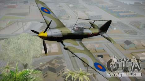 ИЛ-10 Russian Air Force for GTA San Andreas