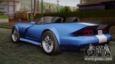 GTA 5 Bravado Banshee for GTA San Andreas
