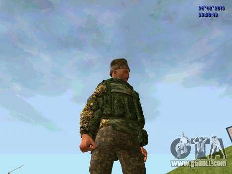 Don Cossack for GTA San Andreas second screenshot