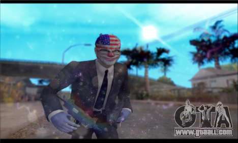 ENB GTA V for very weak PC for GTA San Andreas second screenshot