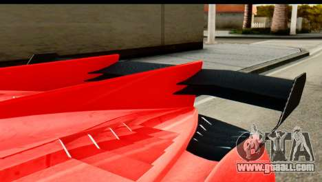 GTA 5 Pegassi Zentorno v2 IVF for GTA San Andreas right view