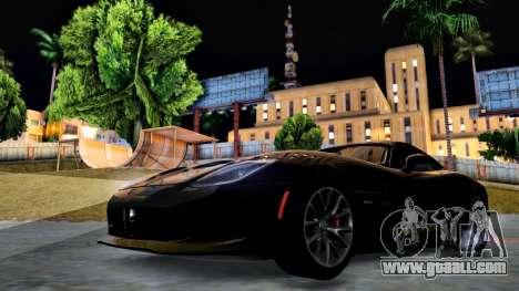 ENB Lime HD for medium PC for GTA San Andreas fifth screenshot