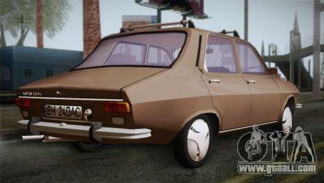 Dacia 1300 Biharia for GTA San Andreas