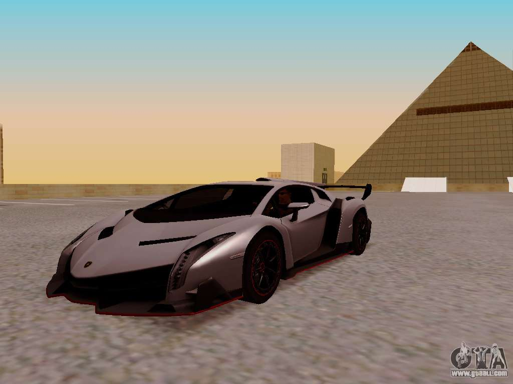 Lamborghini Veneno For Gta Sa Android