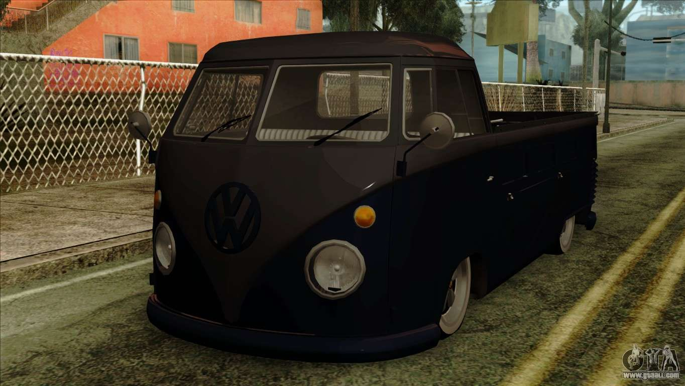 Volkswagen Type 2 for GTA San Andreas