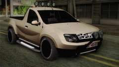 Dacia Duster Pickup 2014 for GTA San Andreas