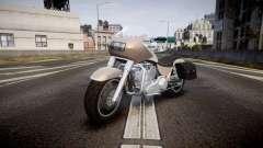 GTA V Western Motorcycle Company Bagger